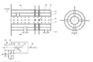 Innovation, Kühlung von extrudierten Schläuchen mit Stickstoff
